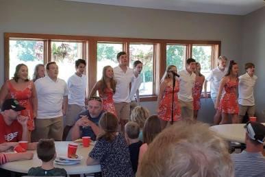 Excelsior Singers 2 July 2018