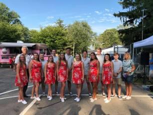 Excelsior Singers July 2018