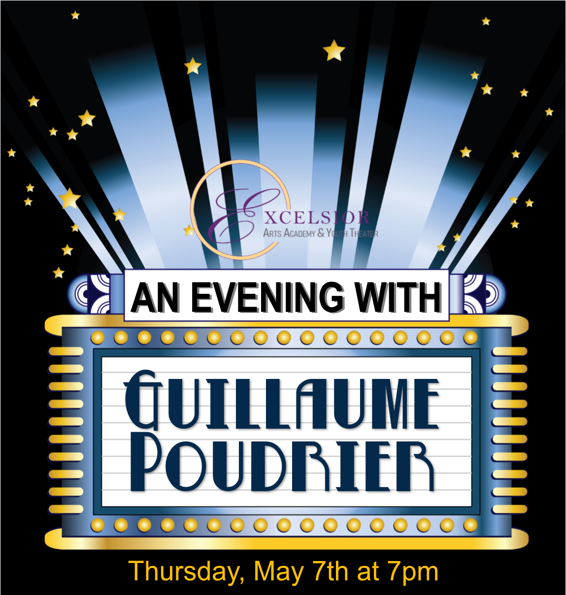 An Evening With G Poudrier